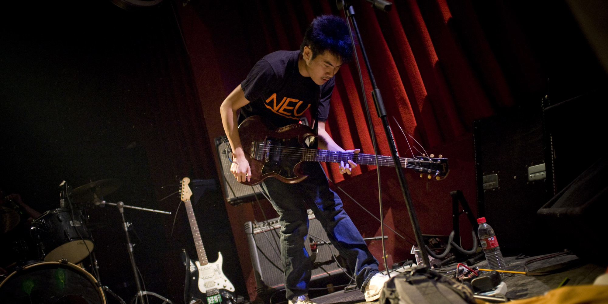 Carsick Cars: China's Indie Rock Pioneers Blaze A Trail Across America