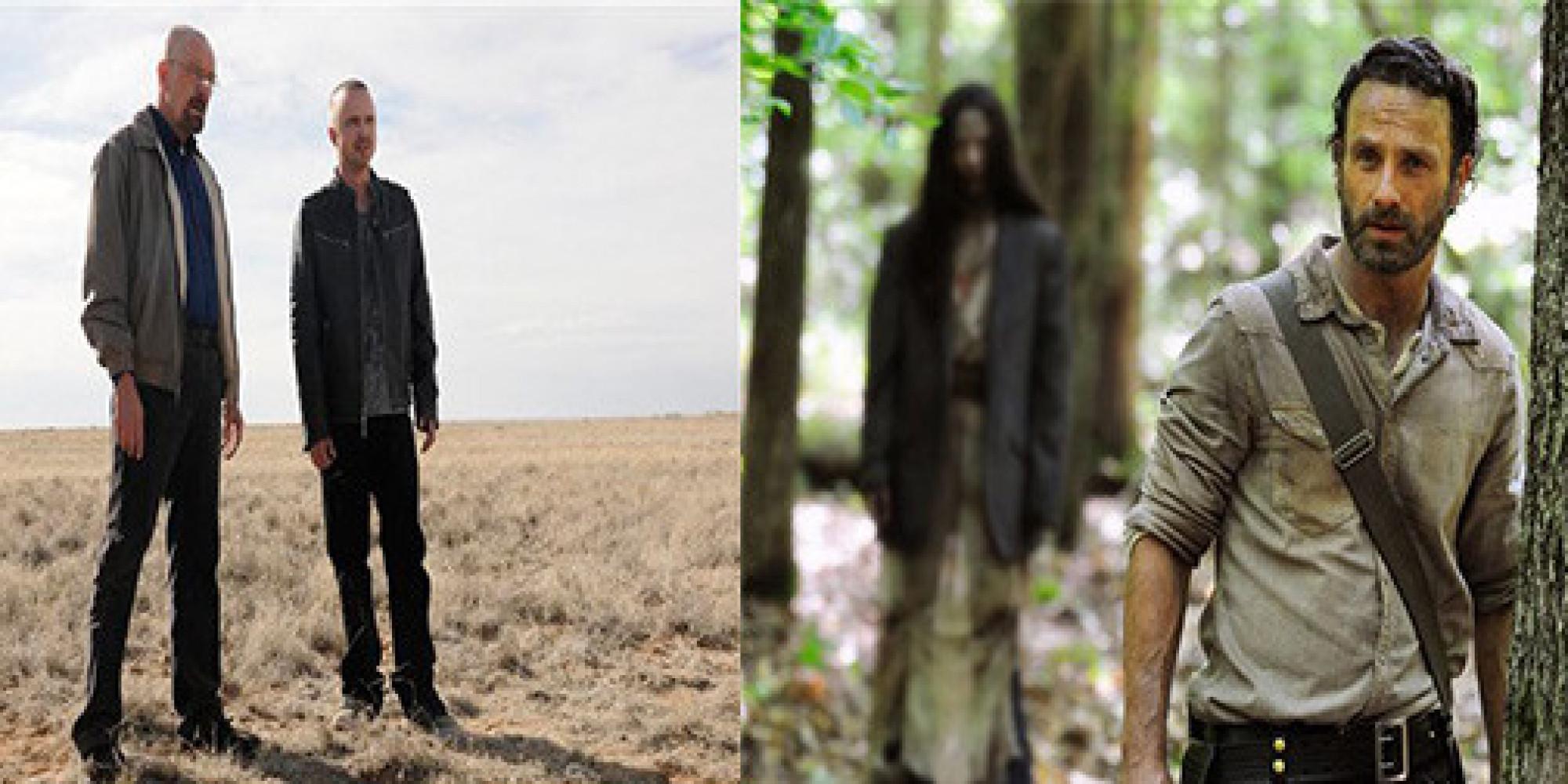 Walking Dead Breaking Bad