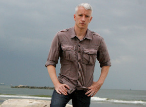 Anderson Cooper Oil Spill