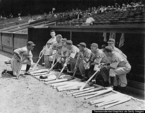 wrigley field 1932