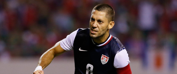 CLINT DEMPSEY WORLD CUP