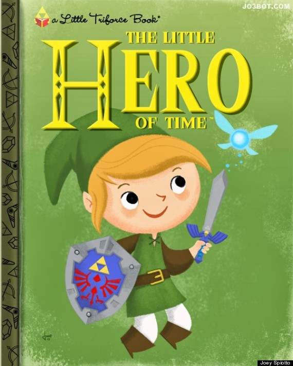 little hero of time