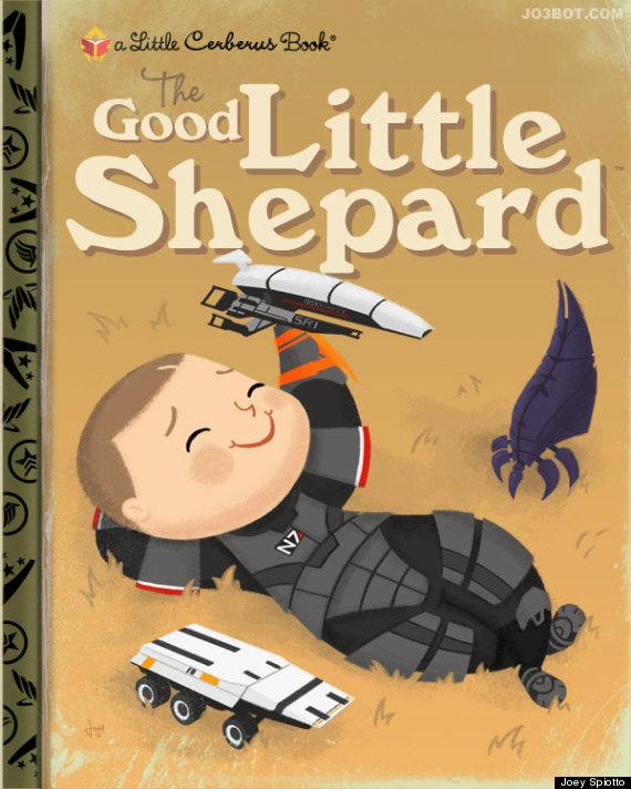 the good little shepard