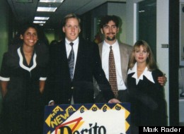 These People Claim They Invented The Doritos Locos Taco As Interns