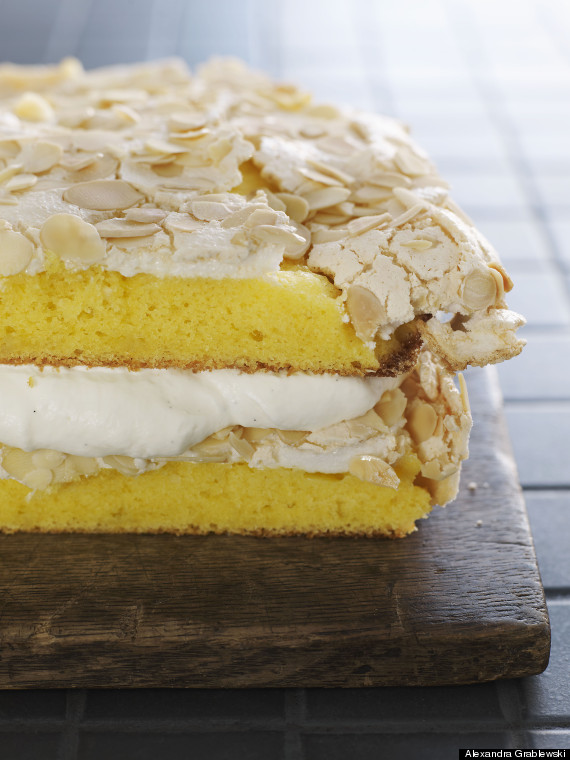Butter Cake Failure