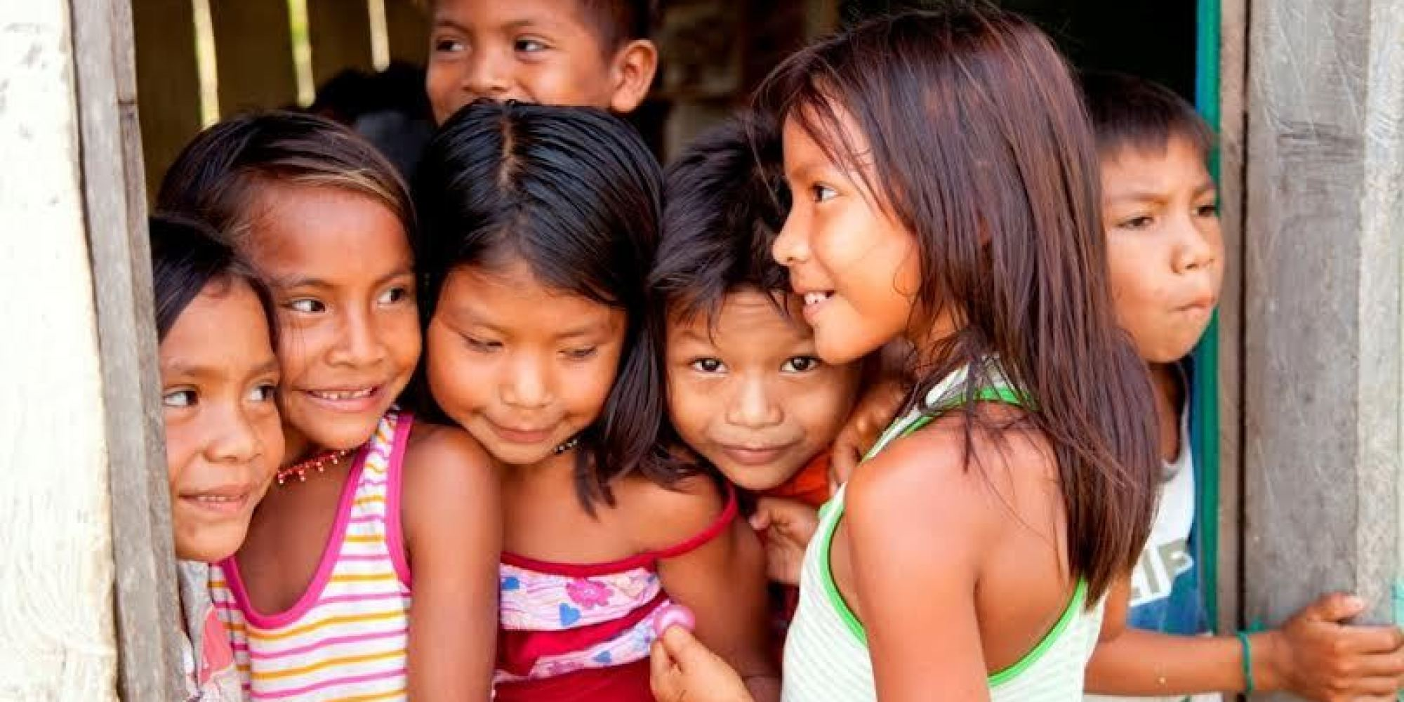 In The Amazon, Indigenous People Fight To Preserve Way Of ...