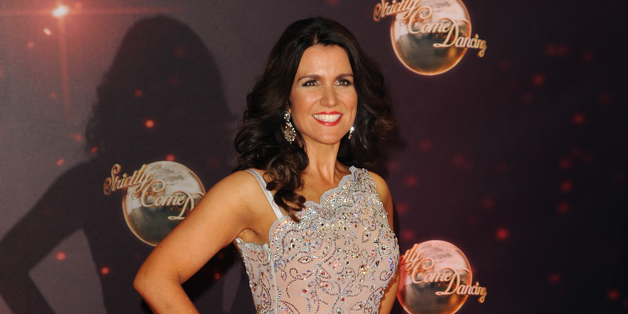 The susanna reid knickers staged