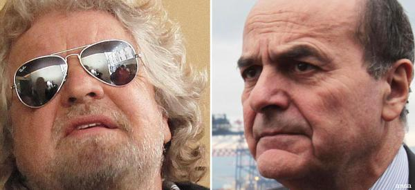 La provocazione di Bersani sui 5 stelle merita di essere discussa