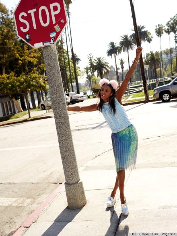 stop sign lyndsey asos