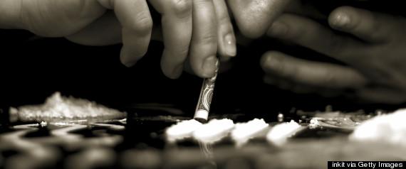 cocaine line