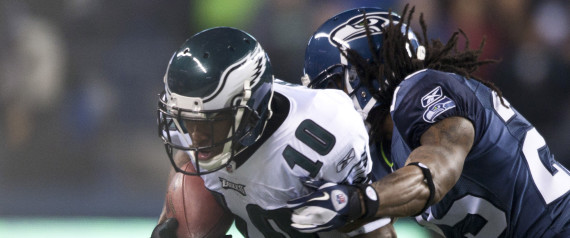 RICHARD SHERMAN EAGLES