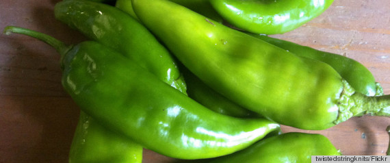 green chile new mexico