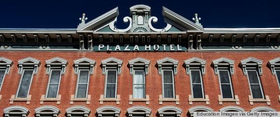 plaza hotel new mexico