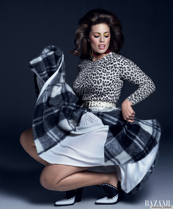 ashley graham hbz