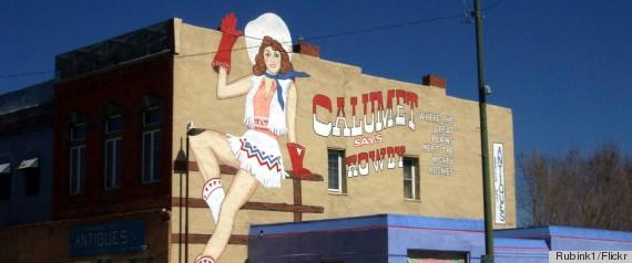 calumet says howdy