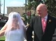 Bride Checks Phone During Wedding Ceremony, Entire World Cringes