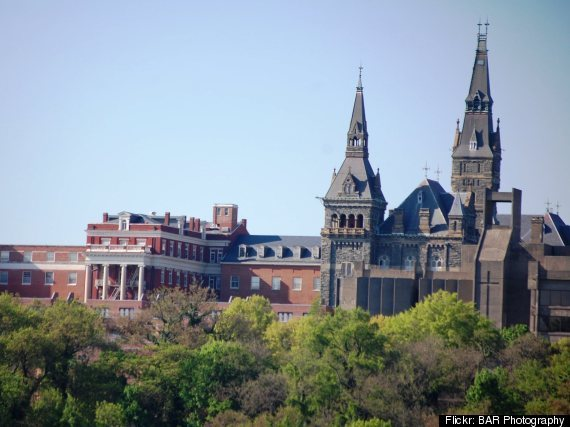 college university georgetown college university