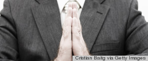 BUSINESS PRAYER