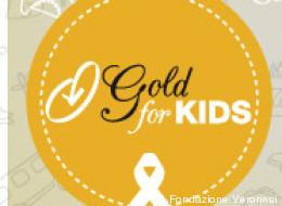 Gold for kids: la nuova sfida