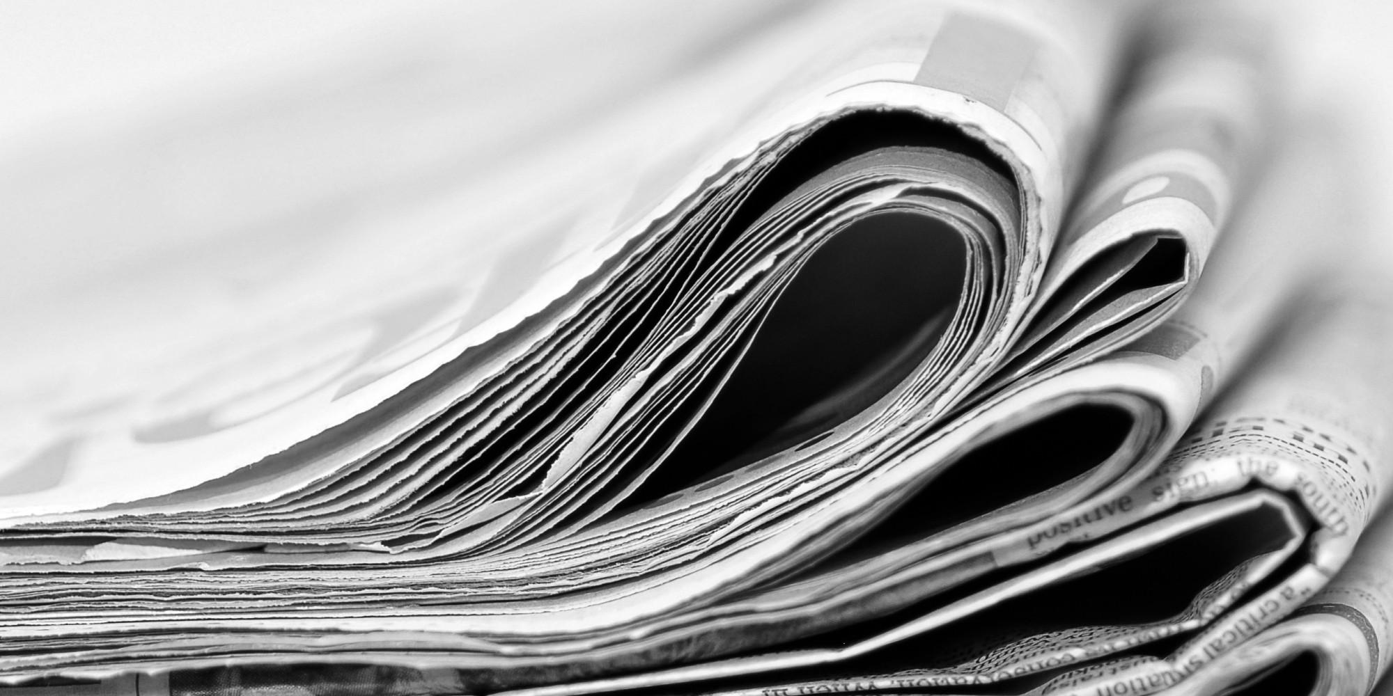 journalism newspaper terms