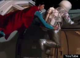 If Superman Had Been In 'Gravity'