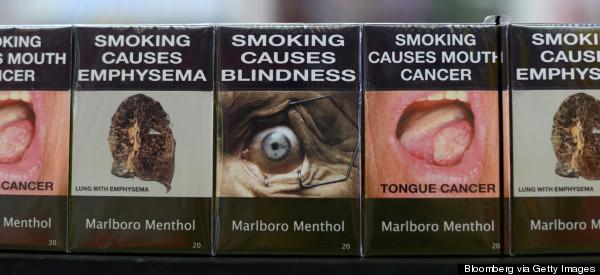 UE: les paquets de cigarettes uniformisés sont approuvés