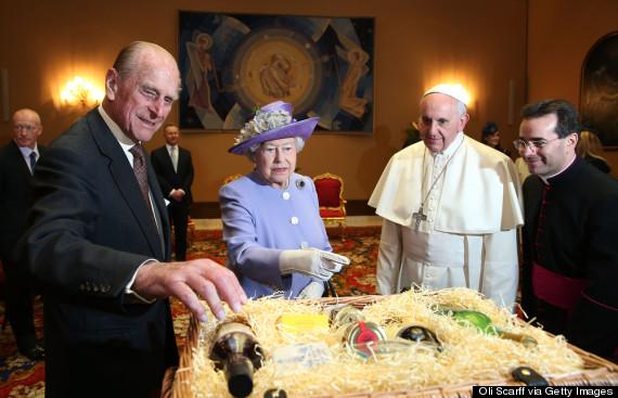 queen pope