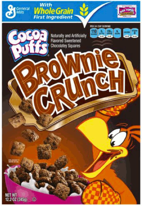 You'll Never Look At Cereal Boxes The Same Again | HuffPost