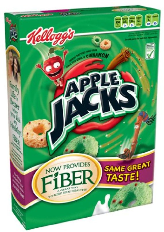 apple jacks  sc 1 st  Huffington Post & Youu0027ll Never Look At Cereal Boxes The Same Again | HuffPost Aboutintivar.Com