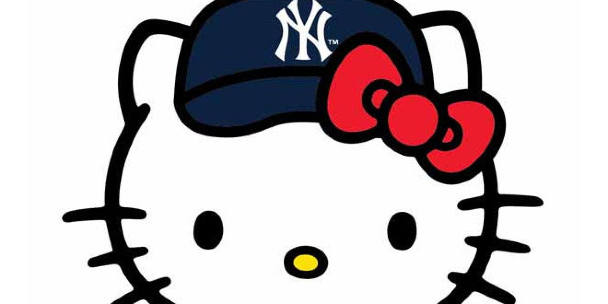 Hello Kitty Mlb Partnership Makes Sure Women Have Cartoons
