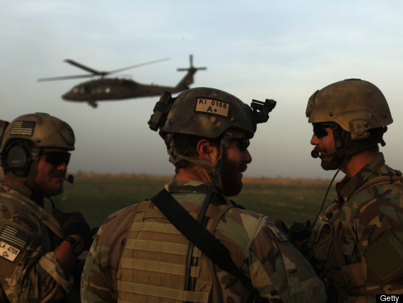 Us Special Forces Afghanistan