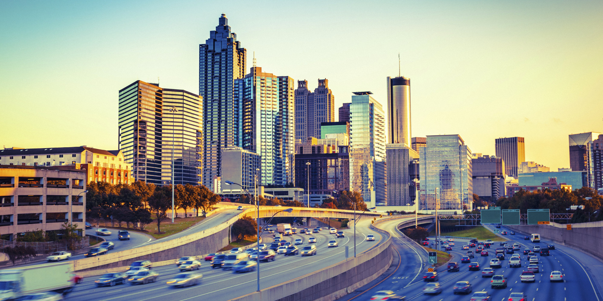 Atlanta (TX) United States  city pictures gallery : Why Atlanta Is The Big American City You've Been Missing Out On