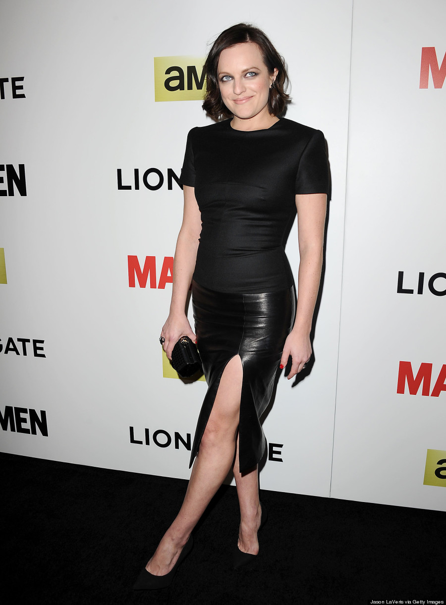 Elisabeth Moss Smoky Eye Is The Hottest Makeup Look Shes