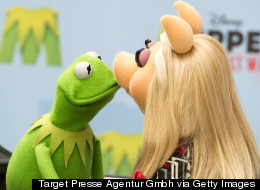 Kermit And Miss Piggy Cover One Direction