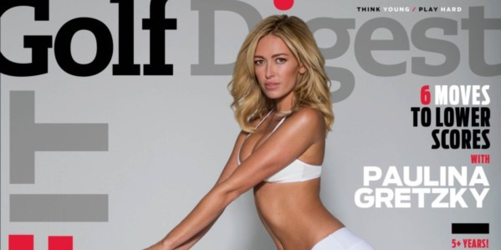 paulina gretzky instagram photos