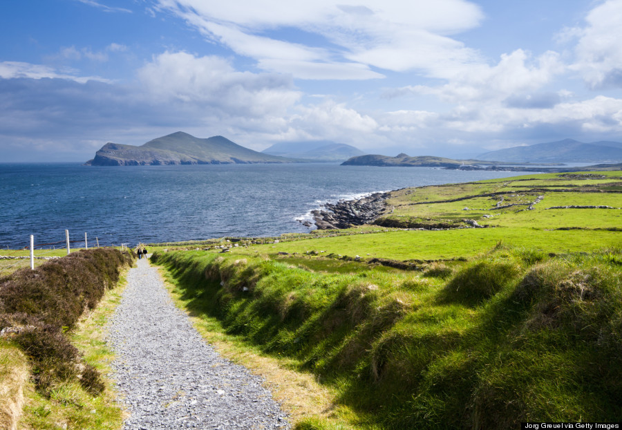 scenic route is well known Is The Ring Of Kerry Dangerous To Drive