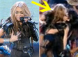 Miley Cyrus Does Girl-On-Girl Dancer Kiss On 'Britain's Got Talent' (VIDEO)