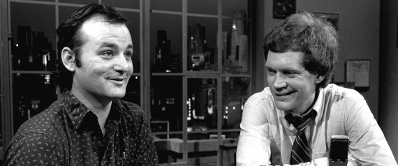 LETTERMAN FIRST EPISODE