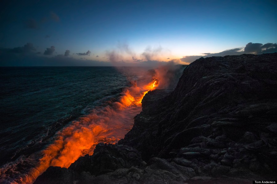 tom anderson kilauea pacific entry