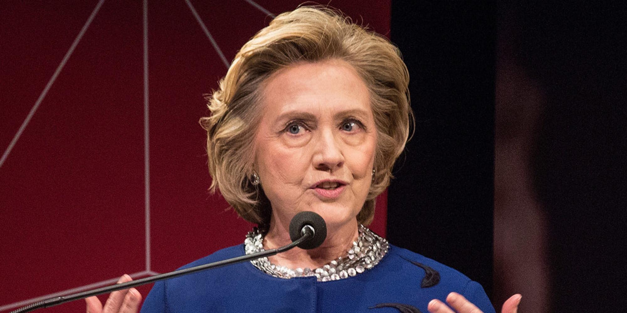 Hillary Clinton não deve se candidatar à presidência dos EUA