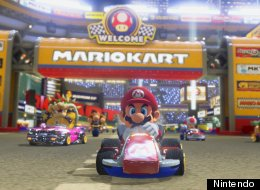 Turning 'Mario Kart' Upside Down For The Wii U's Biggest New Game
