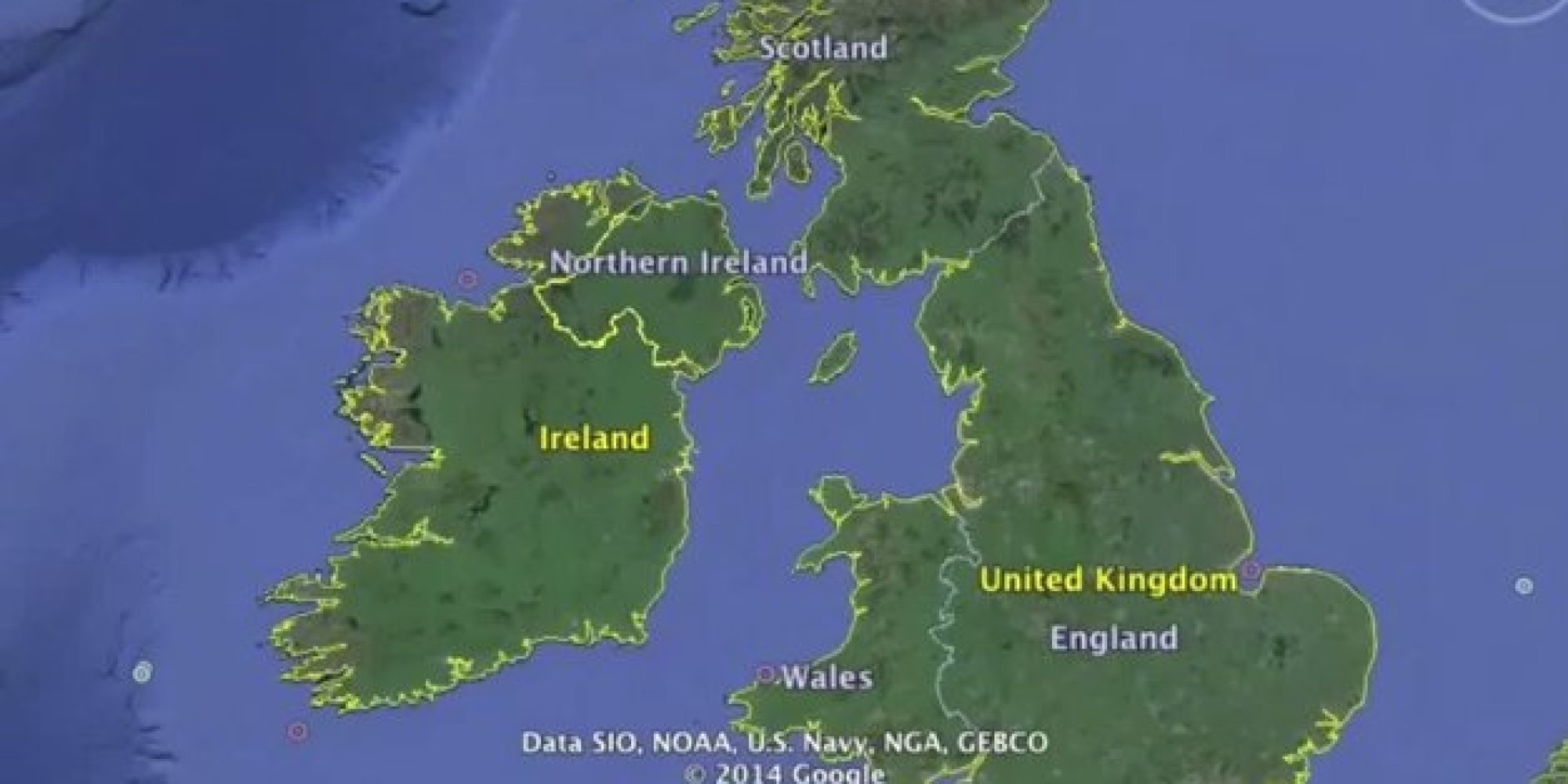 British Isles: A Whistle-Stop Tour Of The British Isles