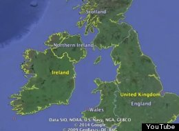The British Isles - In Accents