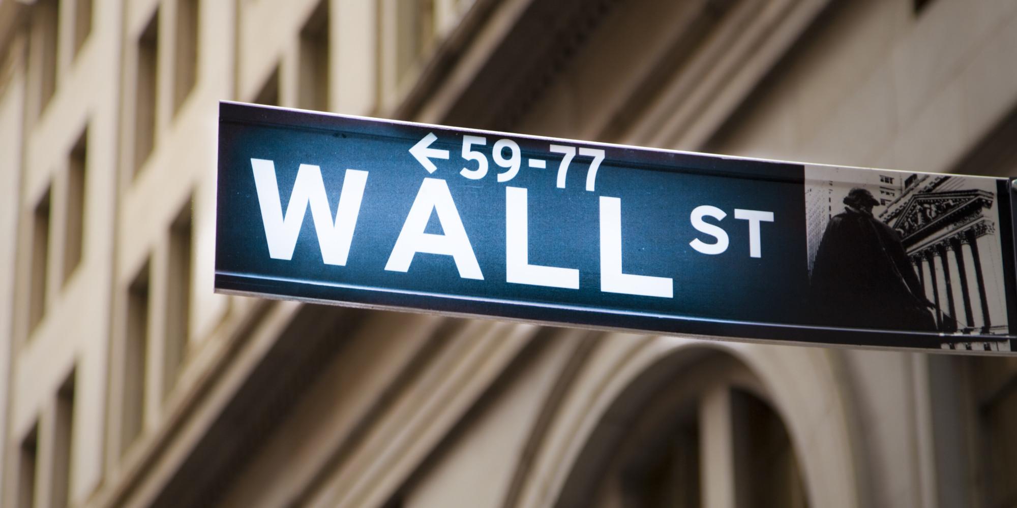Αποτέλεσμα εικόνας για WALL STREET
