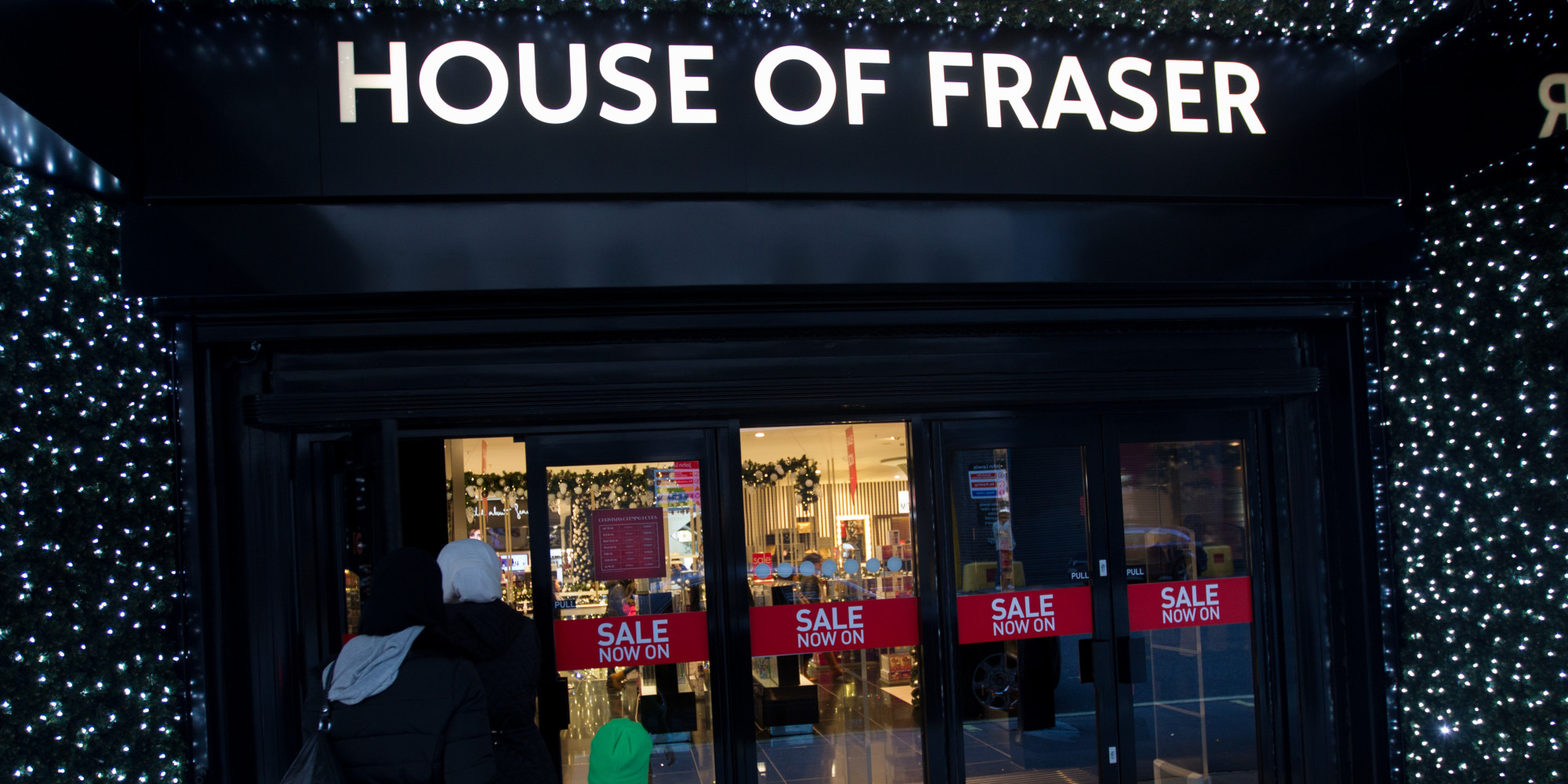 House of fraser bought out by chinese conglomerate for Housse of fraser