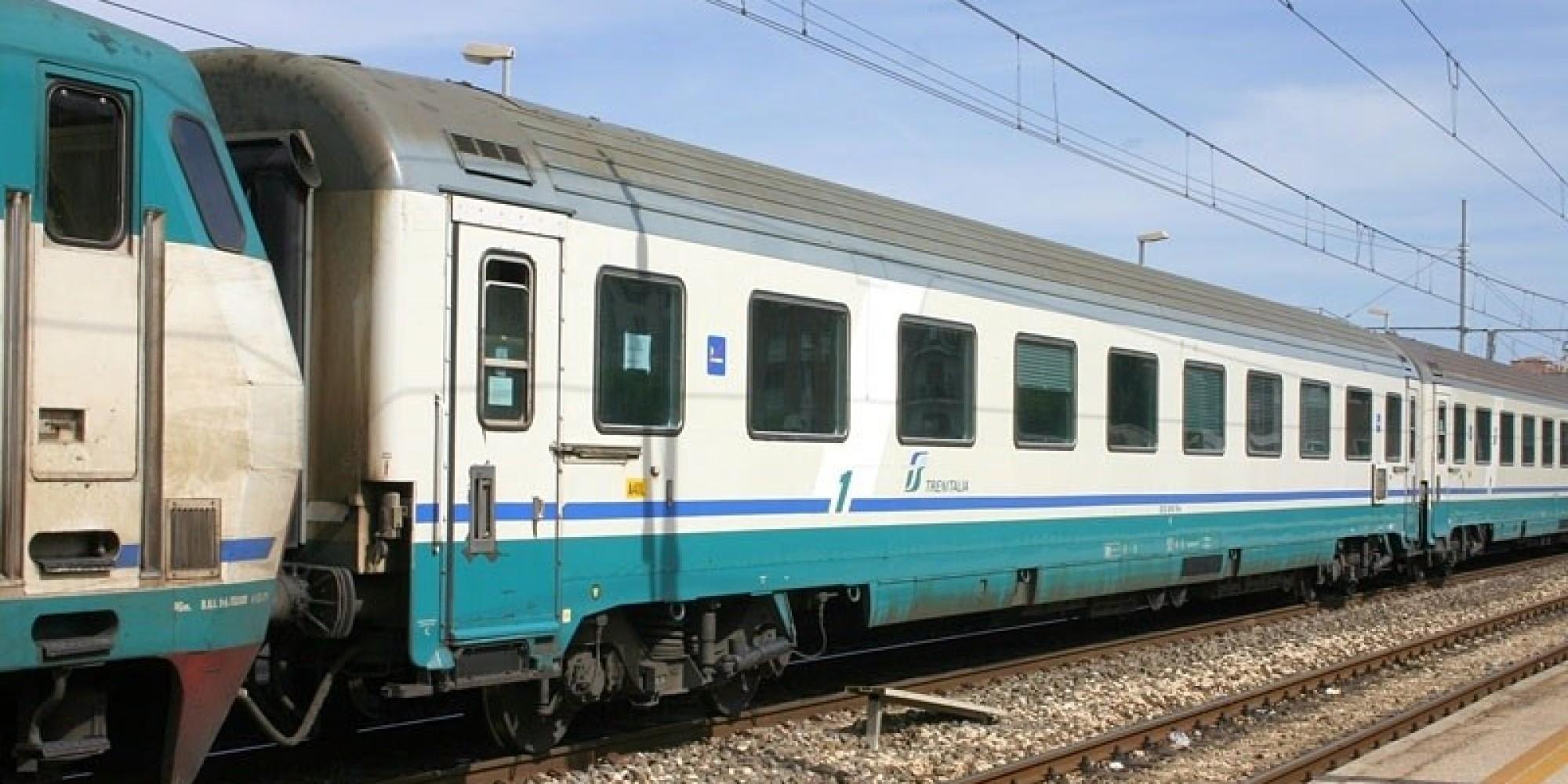 Intercity trenitalia li sopprimer da giugno il codacons - Trenitalia vagone letto ...