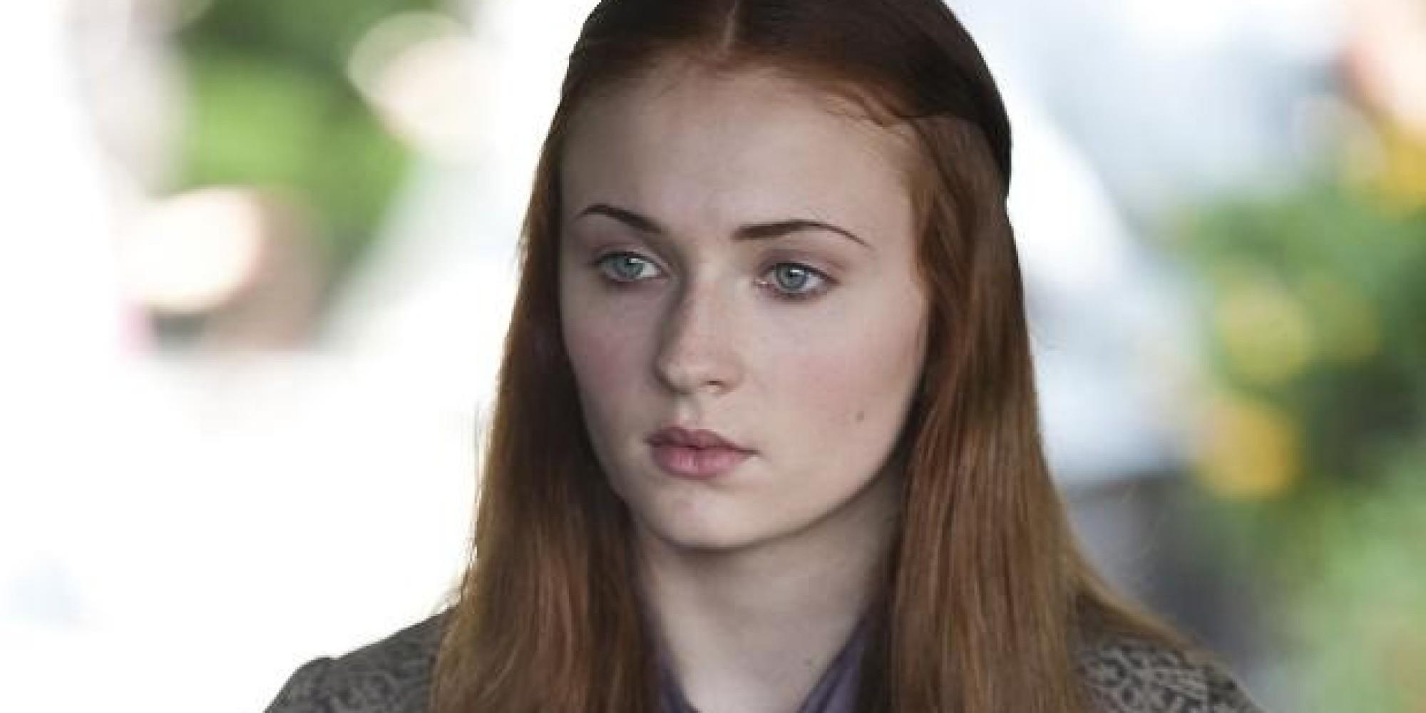 Sophie Turner's Glorious Lush Hair Is So Sansa Stark