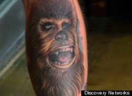 Chewbacca: The Cure For Bad Tattoos?