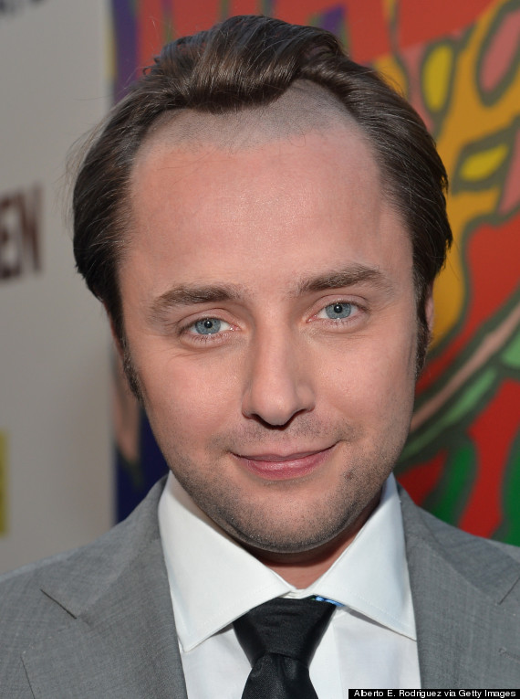 Hairline : Vincent Kartheisers Shaved Hairline For Mad Men Is Rather ...