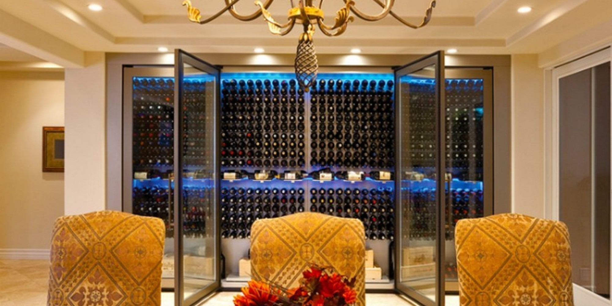 These 14 Incredible Wine Cellars Are What Dreams Are Made
